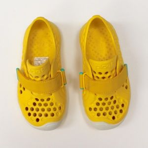 Plae Mimo Rubber Shoes in Dandelion
